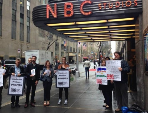 NBC Accused of Labor Violation Over Sleazy Union-Busting Scheme